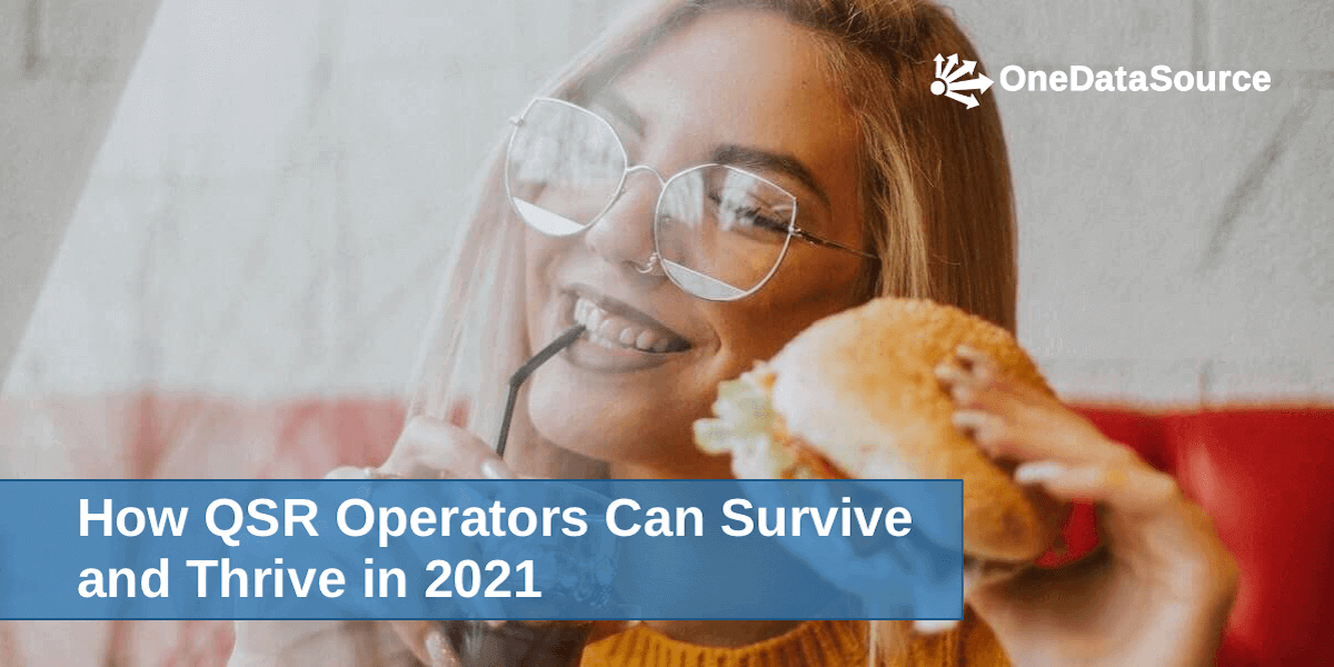 How QSR Restaurants Can Thrive in 2021