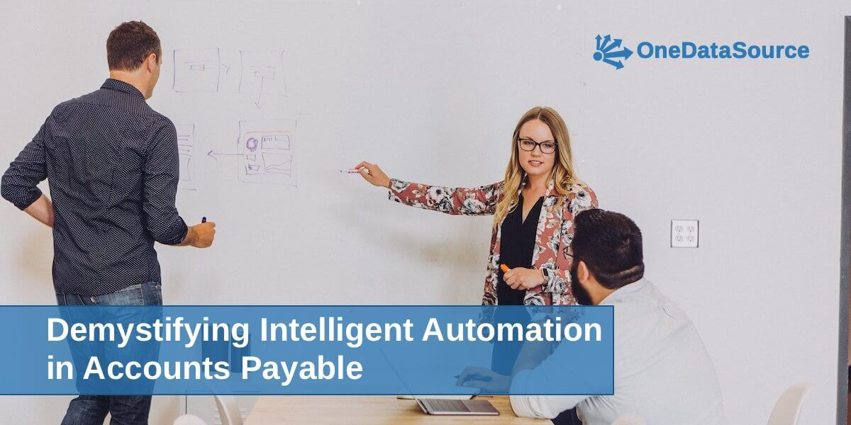 How Intelligent Automation Works in Accounts Payable